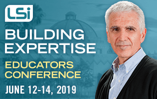 Building Expertise Educators Conference - June 12th to June 14th, 2019