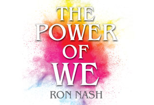 Author Ron Nash's new book, The Power of We, explores the collective role that educators play in engaging students by involving them as active participants in their own learning.